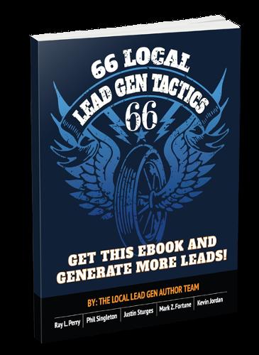 66 Local Lead Generation Tactics