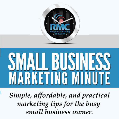 Small Business Marketing Minute Podcast