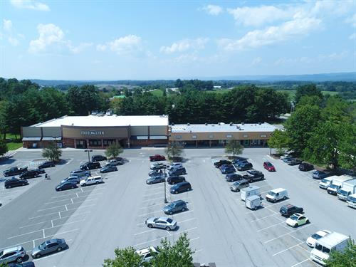 Hethwood Shopping Center