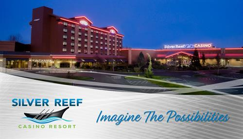 """Silver Reef Casino Resort """"Winning is Closer Than You Think"""""""