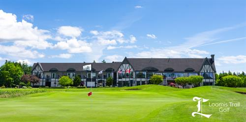 Loomis Trail Golf Course Clubhouse