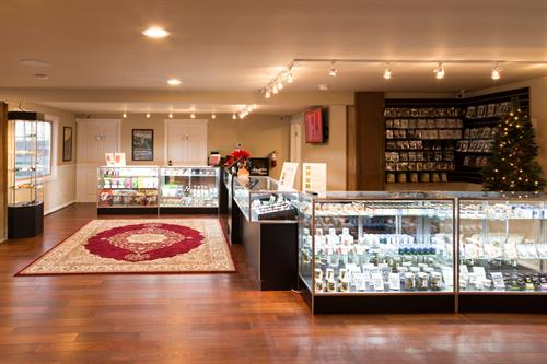 Inside Bellingham's Finest Cannabis Dispensary