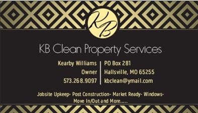 KB Clean Property Services