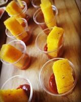 Polenta Fries w/ house made ketchup
