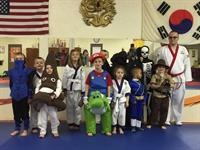 Halloween Self-defense Scare Night 2017