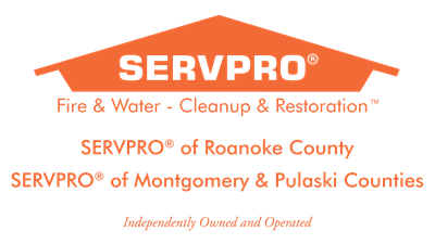 SERVPRO of Roanoke, Montgomery & Pulaski Counties