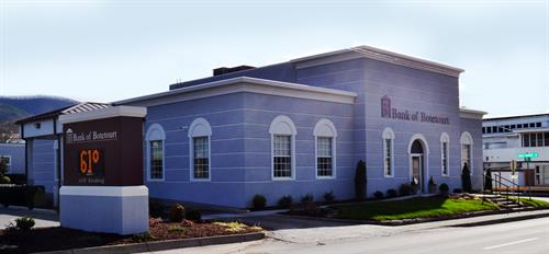 Troutville Office