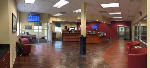 Troutville Lobby