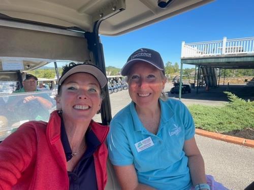 Botetourt 2021 Golf Tournament.