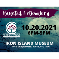 Haunted Experience at Iron Island Museum 2021