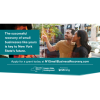 Navigating the NYS Pandemic Small Business Recovery Grant Program & Application