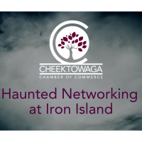 Haunted NetWorks at Iron Island Museum 2019