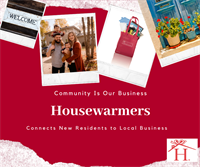 Housewarmers McKinney Area Manager