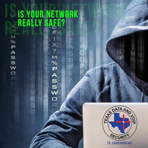 Is your company's network safe?