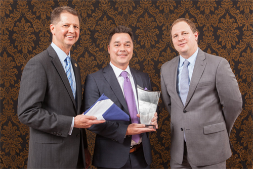 VAZATA awarded the Corporate Performance Award