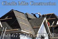 Charlie Mike Construction is your local Roofing Contractor in North Texas!