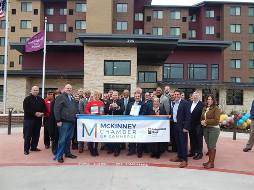McKinney Chamber of Commerce Ribbon Cutting