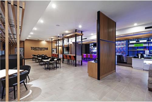 Toast2Toast Restaurant