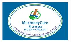 MCKINNEYCARE PHARMACY AND COMPOUNDING