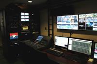 Dallas City Hall A//V Control Room