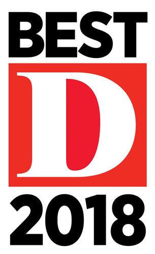 We're honored to be selected as one of the top insurance agencies in DFW by D Magazine