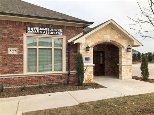 Come visit our beautiful new office, located just off of Custer in Craig Ranch, 8751 Collin McKinney Pkwy #105, McKinney.