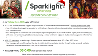 SPARKLIGHT ADVERTISING - Sherman