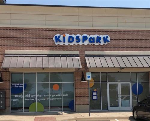 KidsPark Allen #HappyKids #HappyParents #KidsParkAllen