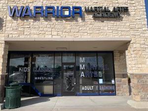 WARRIOR MARTIAL ARTS ACADEMY