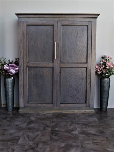 Oak Armoire full size