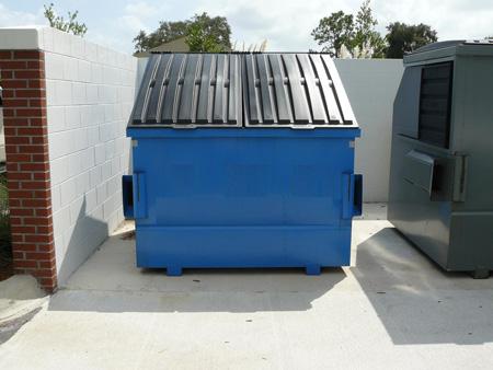Dumpster Bin Cleaning