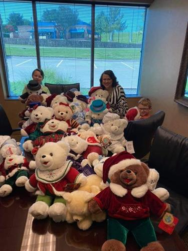 Bear donation to Lift R & R