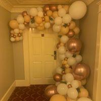 Organic Balloo Decor
