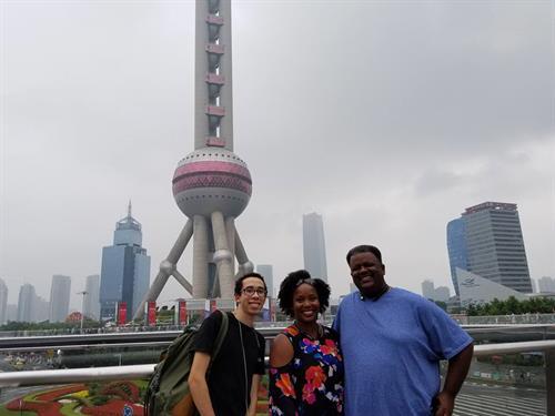 Shanghai China, Pearl Tower