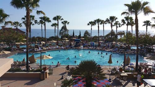 Marriot's Newport Coast Resort