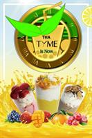 THA TYME IS NOW NUTRITION & ENERGY