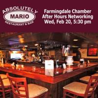 After Hours Networking at Absolutely Mario Restaurant