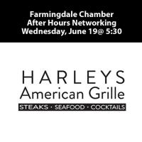 After Hours Networking at Harley's American Grille