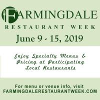 Farmingdale Restaurant Week Ends Today at 7pm