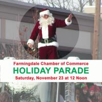 Farmingdale Chamber Holiday Parade