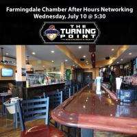 After Hours Networking at The Turning Point