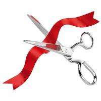 Minuteman Press 30th Anniversary Ribbon Cutting