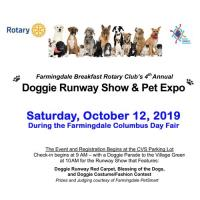 Doggie Runway Show & Pet Expo