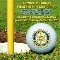 Farmingdale Rotary Pitch and Putt Golf Outing