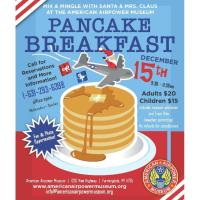 Pancake Breakfast at the American Airpower Museum