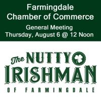 August General Meeting - Nutty Irishman
