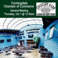 October General Meeting at Croxley's