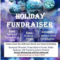 Farmingdale Adult Day Care Holiday Fundraiser