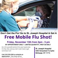 Free (Mobile) Flu Shot