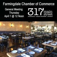 April General Meeting - 317 Main Street